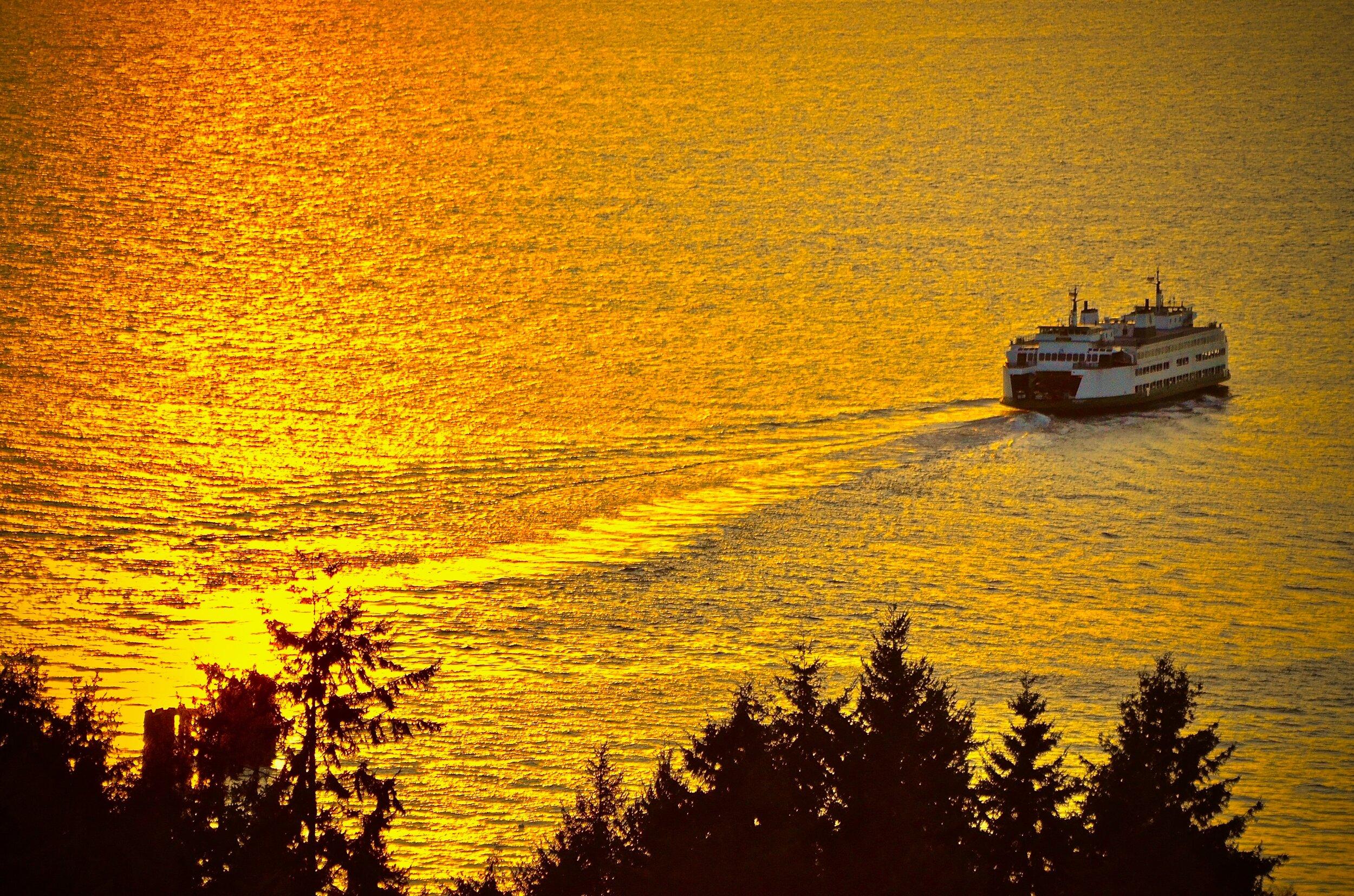 Oxford/Bellevue Ferry